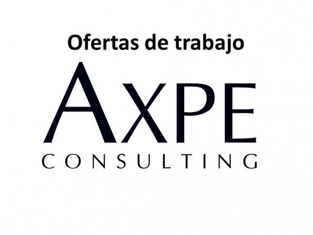 AXPE Trabajo