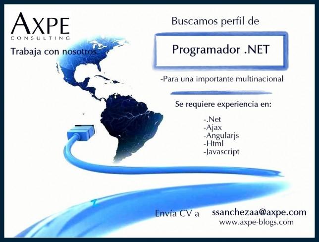 AXPE angularjs