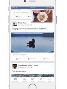 Facebook ver dspues