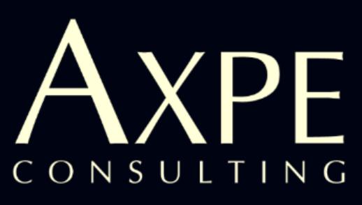 logotipo axpe