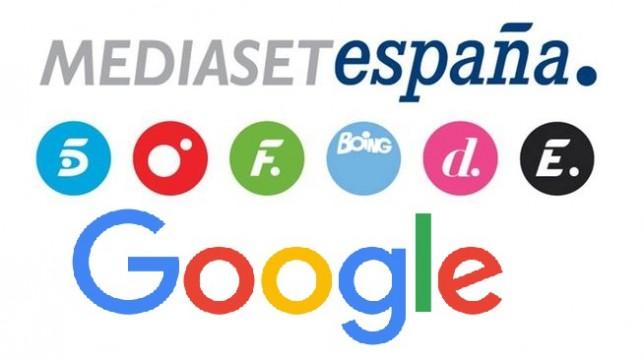 Mediaset Google