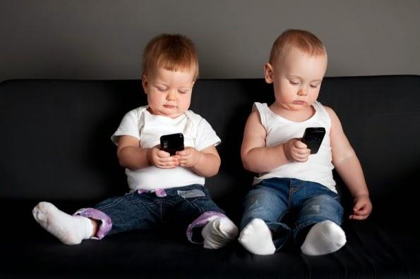Adictos al móvil