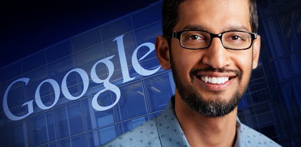 Sundar CEO de google